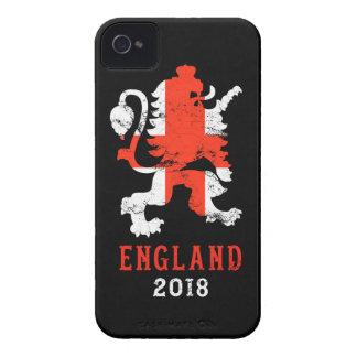 Coque iPhone 4 L'Angleterre 2018 - Équipe de football BRITANNIQUE