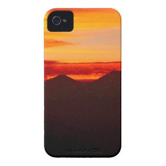 Coque iPhone 4 Le coucher du soleil plus de désire ardemment le