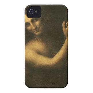 Coque iPhone 4 Leonardo da Vinci - peinture de Jean-Baptist de