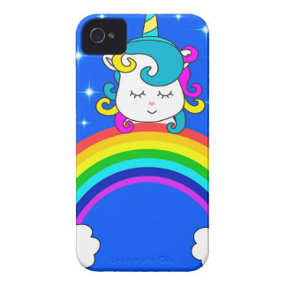 Coque iPhone 4 Ma licorne