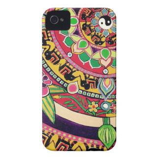 COQUE iPhone 4 MANDALA ZEN