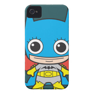 Coque iPhone 4 Mini Batgirl