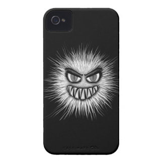 Coque iPhone 4 Monstre effrayant de Halloween