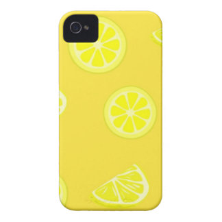 Coque iPhone 4 Motif de citron