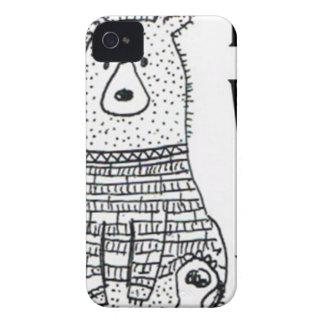 Coque iPhone 4 Ne réveillez pas l'ours