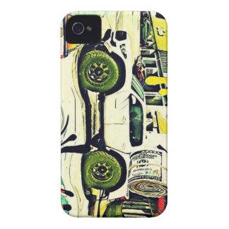 COQUE iPhone 4 PARC DE CAMION