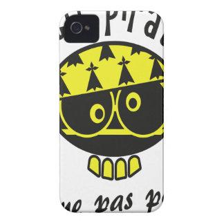 Coque iPhone 4 Petit Pirate Breton