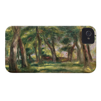 Coque iPhone 4 Pierre arbres de Renoir un |