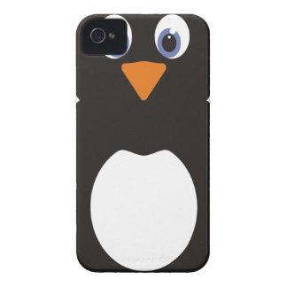 Coque iPhone 4 Pingouin mignon