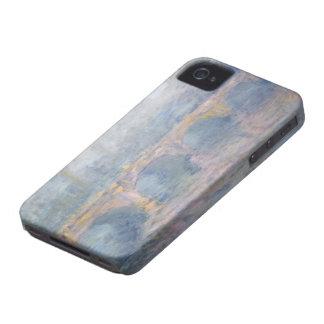 Coque iPhone 4 Pont de Claude Monet | Waterloo, Londres, au