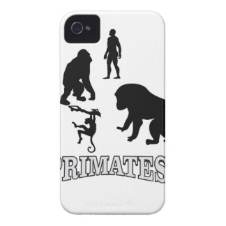 Coque iPhone 4 primats d'ombre