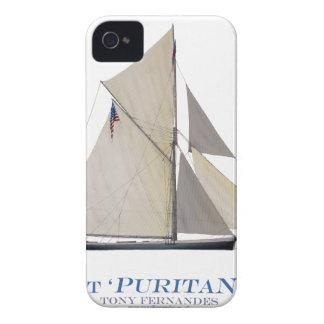 Coque iPhone 4 Puritain 1885