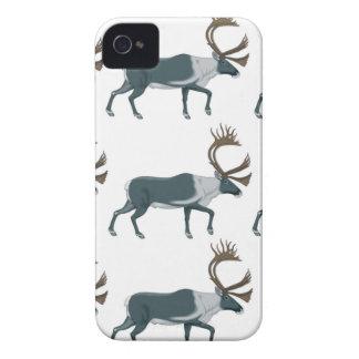 Coque iPhone 4 Rangées de caribou