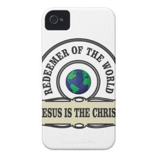 Coque iPhone 4 rédempteur de seigneur du monde
