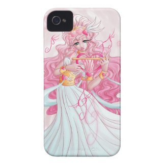 Coque iPhone 4 Rhapsody