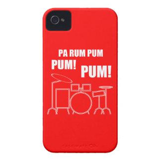 Coque iPhone 4 Rhum Pum Pum Pum de PA