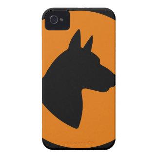 Coque iPhone 4 Risque de chien