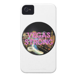 Coque iPhone 4 Rose fort de Vegas