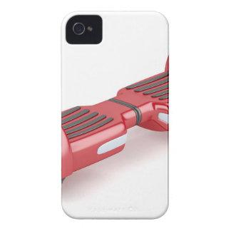 Coque iPhone 4 Scooter de auto-équilibrage rouge