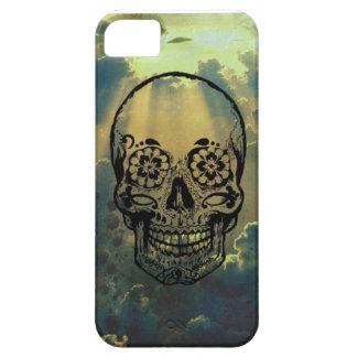 Coque iphone 4 sky & skull