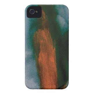 Coque iPhone 4 soufflez votre lave supérieure