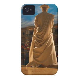 Coque iPhone 4 Statue vivante