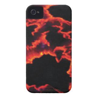 Coque iPhone 4 taches sauvages de la chaleur