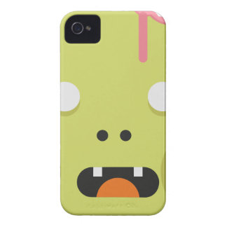 Coque iPhone 4 Tête de monstre de zombi