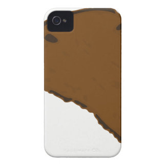 Coque iPhone 4 Tête d'ours