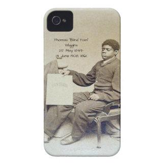 "Coque iPhone 4 Thomas ""Tom aveugle"" Wiggins, 1861"