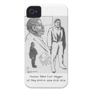 "Coque iPhone 4 Thomas ""Tom aveugle"" Wiggins, 1904"