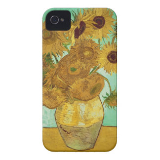 Coque iPhone 4 Tournesols de Vincent van Gogh |, 1888