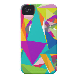 Coque iPhone 4 Triangles