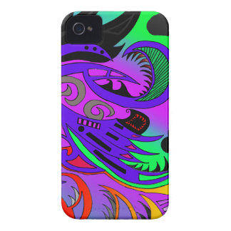 Coque iPhone 4 Tribal collection