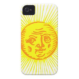 Coque iPhone 4 Vieux Sun