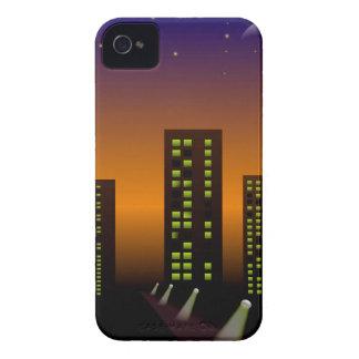 Coque iPhone 4 Ville de nuit