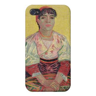 Coque iPhone 4 Vincent van Gogh | l'Italien : Agostina Segatori