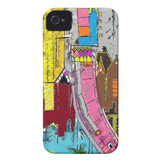 Coque iPhone 4 Vision Medellin Colombie
