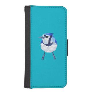 Coque Iphone 5/5S Geai bleu