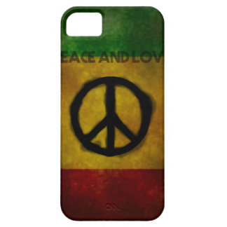 Coque iPhone 5/5s Peace And Love