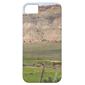 Coque iPhone 5 Agriculture du pays et des collines, l'Utah du sud