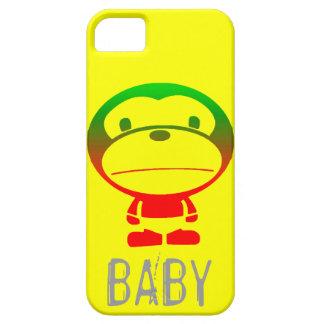 COQUE iPhone 5 BABY RASTA