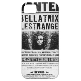 Coque iPhone 5 Bellatriz voulu Lestrange