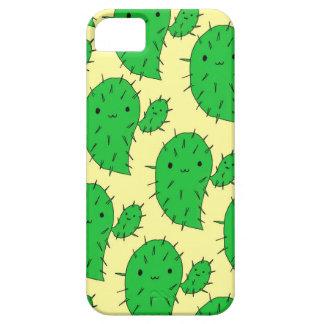 Coque iPhone 5 Cas de téléphone des cactus iPhone/5SE de Kawaii