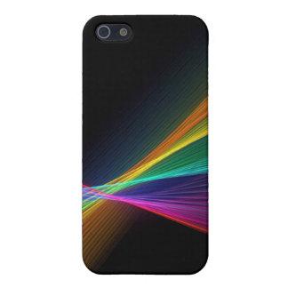 Coque iPhone 5 Cas ponctuel de l'iPhone 5/5S du gay pride LGBT