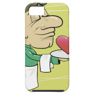 Coque iPhone 5 Case-Mate 22waiter