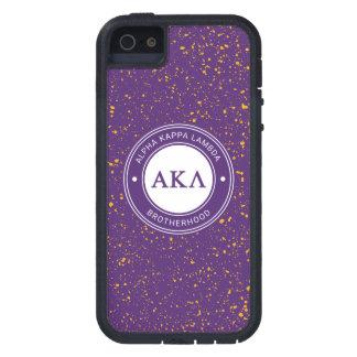 Coque iPhone 5 Case-Mate Alpha insigne du Kappa lambda |