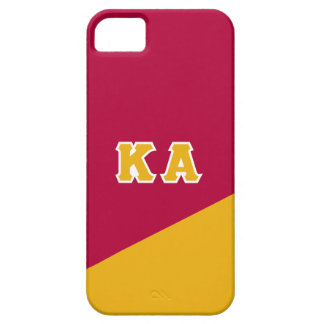 Coque iPhone 5 Case-Mate Alpha lettres de Grec de l'ordre | de Kappa