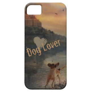 Coque iPhone 5 Case-Mate Amoureux des chiens