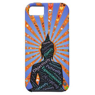 Coque iPhone 5 Case-Mate Art de médiation et de paix